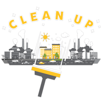 PITT OHIO Clean up