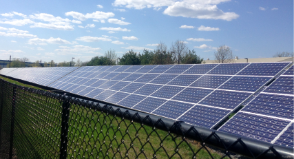 East Windsor Solar Panel