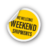 Fast Track - Weekend Shipments